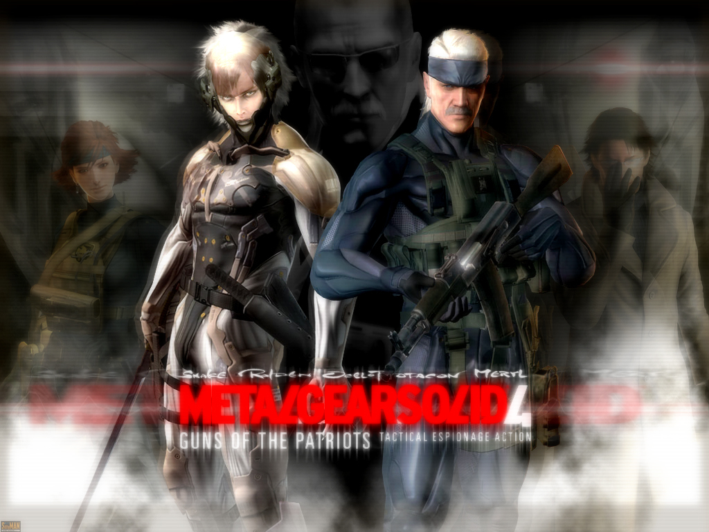 Tags: hd wallpaper, metal gear solid 4